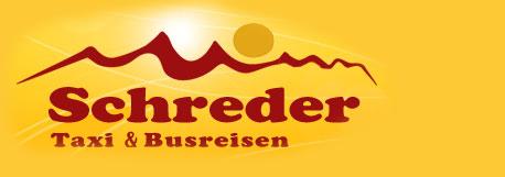 Taxi und Busreisen Schreder - St. Johann in Tirol